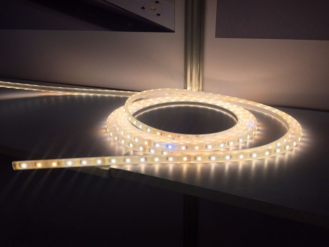 Customized Waterproof SMD 3528 Led Strip Lights 16.4Ft For Party / House Decoration आपूर्तिकर्ता