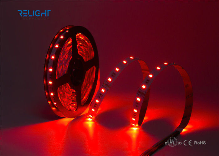 Cuttable 5050 60leds flexible strip lights color change with remote control led strip light