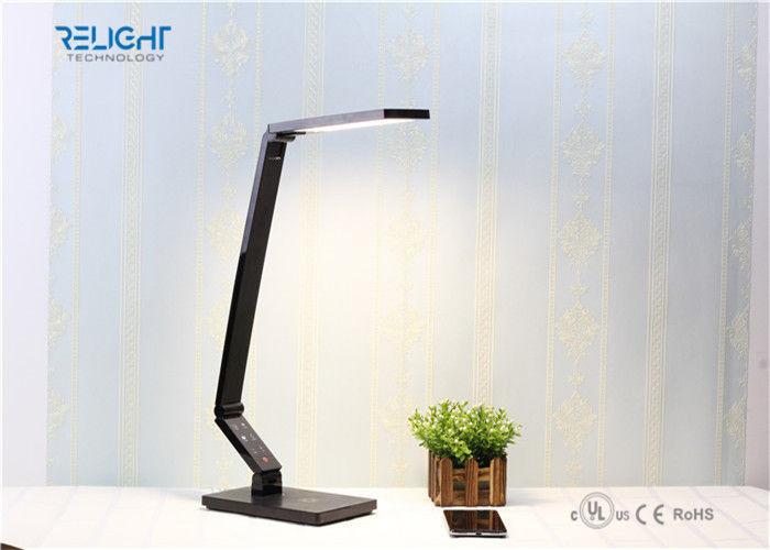Adjustable Wireless 6W / 10W Eye Protection Desk Lamp Portable Reading Light आपूर्तिकर्ता