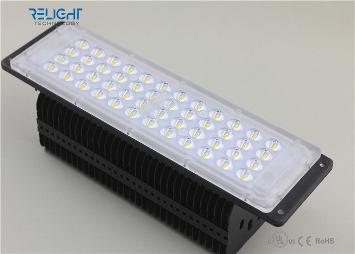 Flashing Safety Road Light Column with LED , Off Street Led Lamp Module